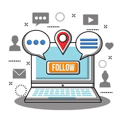 שירות - בניית דף עסקי בפייסבוק ובאינסטגרם